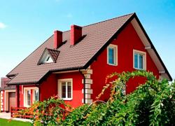Характеристики фасадной краски