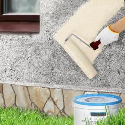 Достоинства и недостатки фасадной краски на силиконовой основе