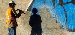 Граффити – как спастись от этого искусства?