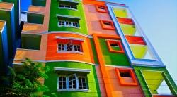 Стоит ли использовать фасадную краску для внутренней отделки