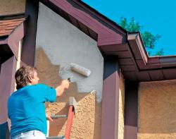 Основные параметры выбора водоэмульсионной фасадной краски