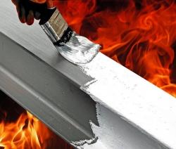 Какие достоинства имеют краски с огнезащитными свойствами?